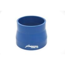Szűkítő 76mm / 89mm kék